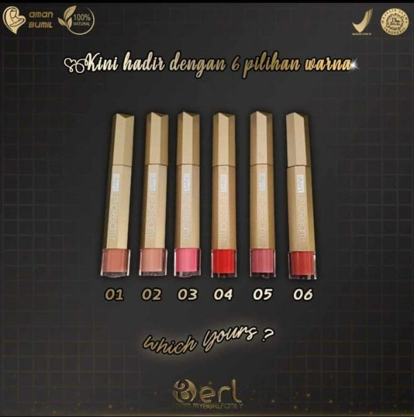 B erl Beauty Lip Matte3
